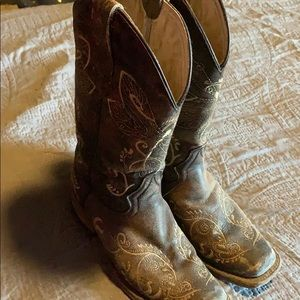 Women's Circle G Boots Size 7